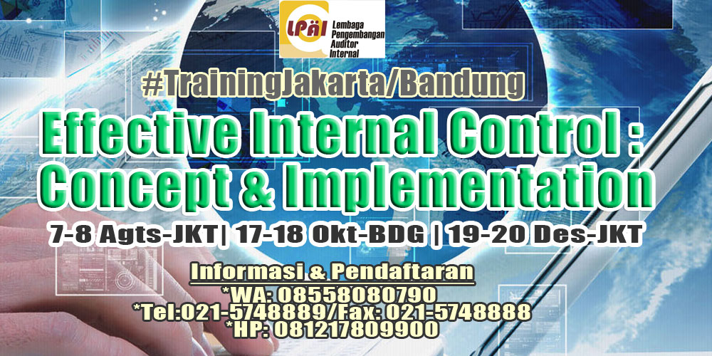 Efective Internal Control Implementation
