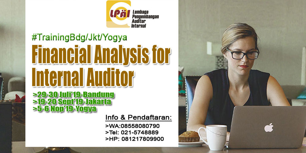 Financial Analysis for Internal Auditor