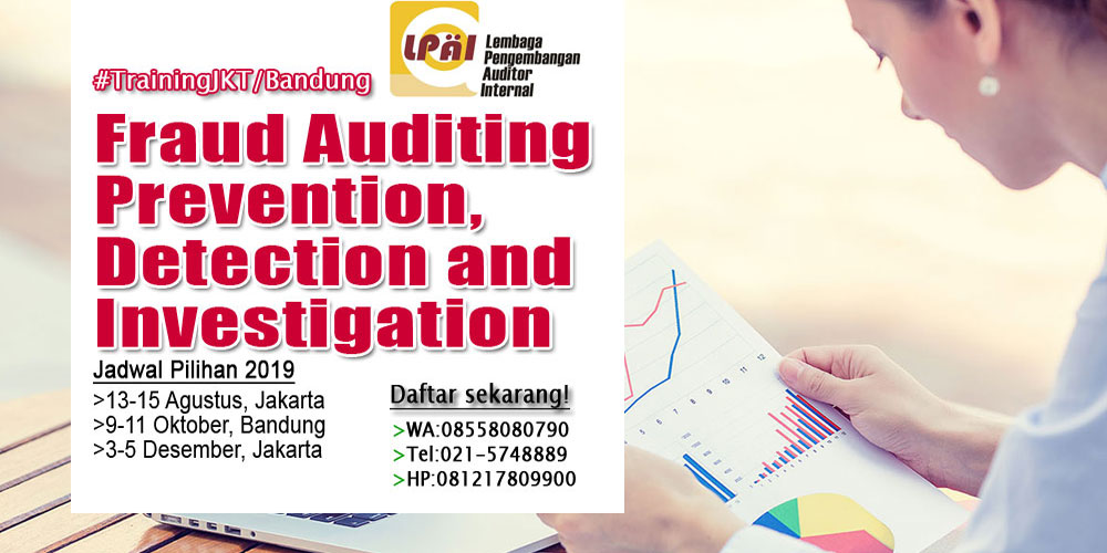 Training Fraud Audit