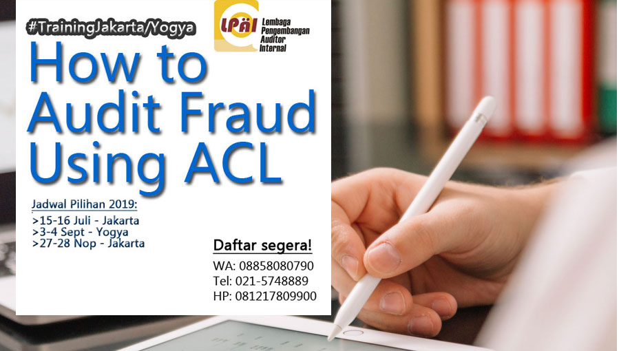 How to Audit Fraud using ACL