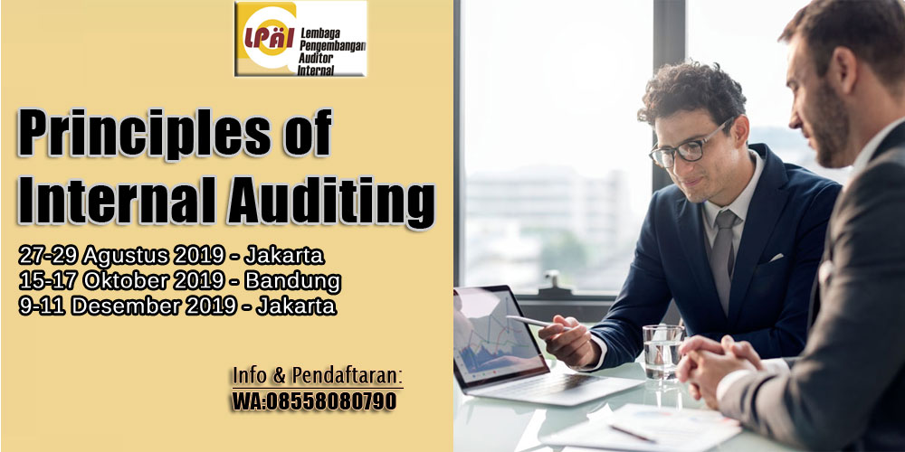 Principles of Internal Auditing