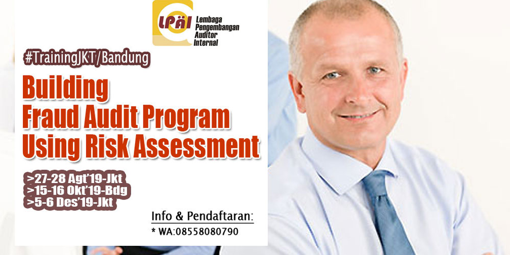pelatihan fraud audit di Jakarta