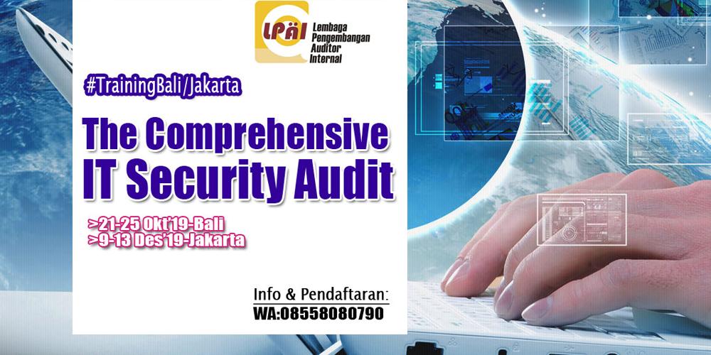 Training IT Security Audit